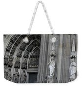 Cologne Cathedral South Side Detail 1 Weekender Tote Bag