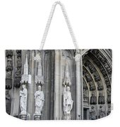 Cologne Cathedral South Side Detail 2 Weekender Tote Bag