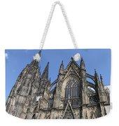 Cologne Cathedral South Side Rooflines Weekender Tote Bag