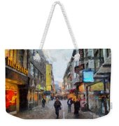 Cologne Stroll Weekender Tote Bag