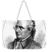 Colonel Isaac Barre Weekender Tote Bag