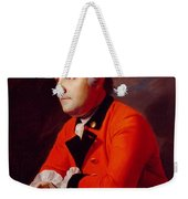 Colonel John Montresor Weekender Tote Bag