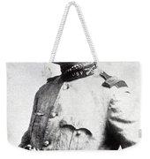 Colonel Theodore Roosevelt 1898 Weekender Tote Bag