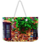 Colonia Del Sacramento Window Weekender Tote Bag