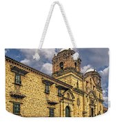 Colonial Church Weekender Tote Bag