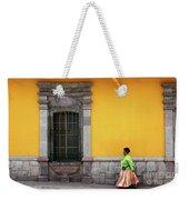 Colonial Puno Weekender Tote Bag