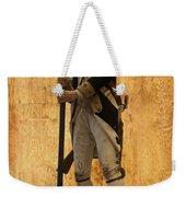 Colonial Soldier Weekender Tote Bag by Thomas Woolworth