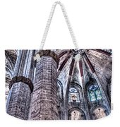 Colonnade And Stained Glass No2 Weekender Tote Bag
