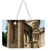 Colonnades Palaces Of Fine Arts Weekender Tote Bag
