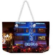 Colony Hotel South Beach Weekender Tote Bag