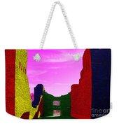 Color At Quarai  Weekender Tote Bag