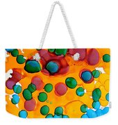 Color Bubbles Weekender Tote Bag