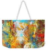 Color Burst #1 Weekender Tote Bag
