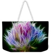 Color Burst Weekender Tote Bag by Adam Romanowicz