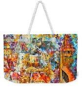 Color Castle Weekender Tote Bag