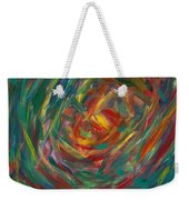 Color Circle Weekender Tote Bag