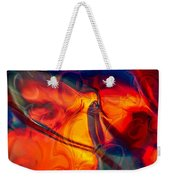 Color Conception Weekender Tote Bag by Omaste Witkowski