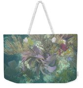 Color Corals Weekender Tote Bag by Adam Jewell