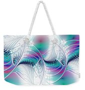 Color Elegance Weekender Tote Bag
