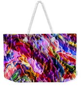 Color Evolution Weekender Tote Bag