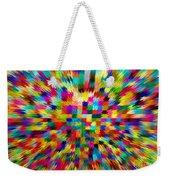 Color Explosion I Weekender Tote Bag