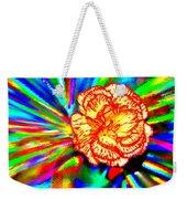 Color Extreme Weekender Tote Bag