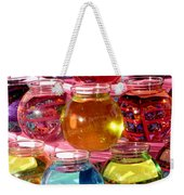 Color Fish Bowls Weekender Tote Bag