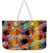 Color Frenzy 6 Weekender Tote Bag