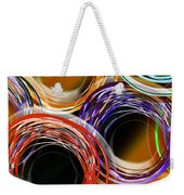 Color Frenzy 7 Weekender Tote Bag