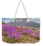 Color From Chaos - Mount St. Helens Weekender Tote Bag