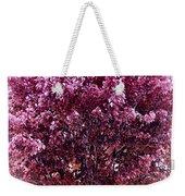 Color In The Tree 01 Weekender Tote Bag