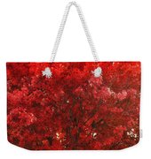 Color In The Tree 02 Weekender Tote Bag