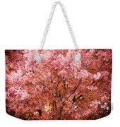 Color In The Tree 03 Weekender Tote Bag
