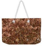 Color In The Tree 04 Weekender Tote Bag