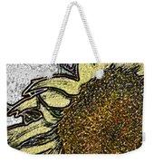 Color Me Sunflower Weekender Tote Bag