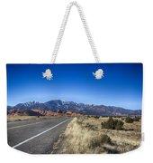 Color My Road V2 Weekender Tote Bag