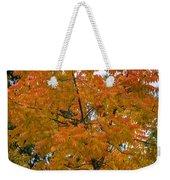 Color Of Fall Weekender Tote Bag
