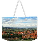 Color Of Tuscany Weekender Tote Bag