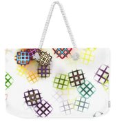 Color Of Your Window Weekender Tote Bag