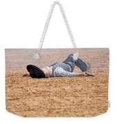 Color Rodeo Gunslinger Victim Weekender Tote Bag