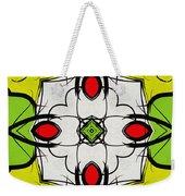Color Symmetry  Weekender Tote Bag