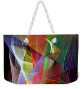Color Symphony Weekender Tote Bag