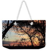 Color Through The Trees Weekender Tote Bag