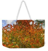 Color To The Sky Weekender Tote Bag