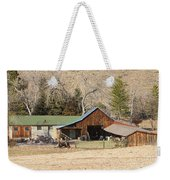 Colorado Barn Weekender Tote Bag