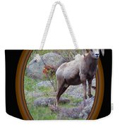 Colorado Bighorn Weekender Tote Bag