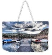 Colorado Boating Weekender Tote Bag