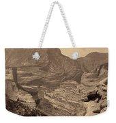 Colorado Canyons, 1872 Weekender Tote Bag