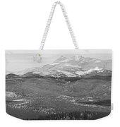 Colorado Continental Divide Panorama Hdr Bw Weekender Tote Bag