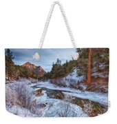 Colorado Creek Weekender Tote Bag by Darren  White